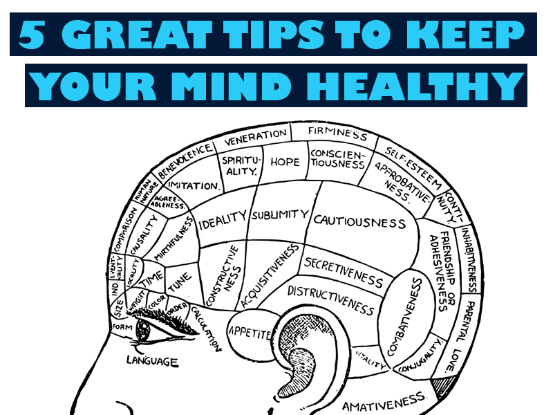 5 Great Tips to Keep Your Mind Healthy While Working From Home