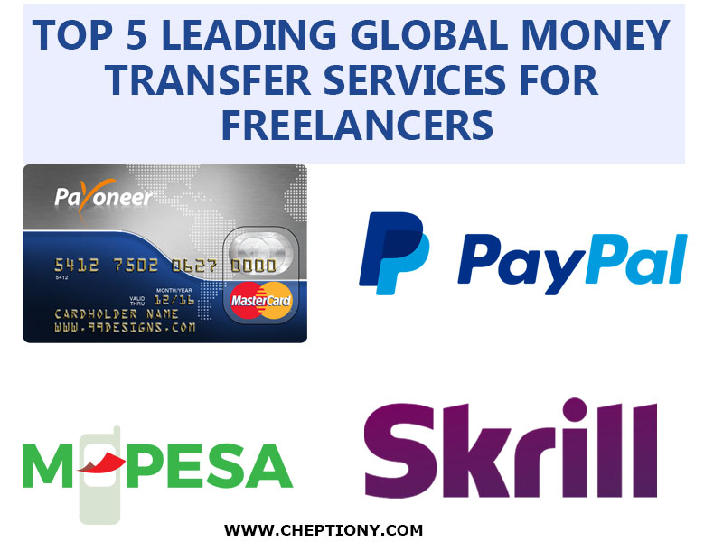 Top 5 Leading Global Money Transfer Services For Freelancers